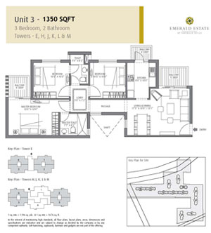 Emerald Estate Floor Plan